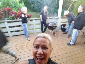 Giggles At The Grill
